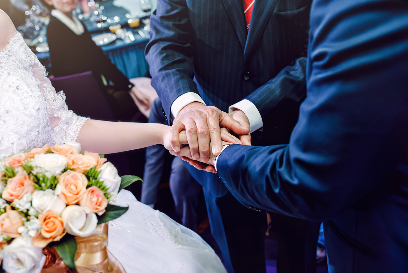 《台北婚攝》世界上只有一種愛是為了放手 / 維多麗亞酒店