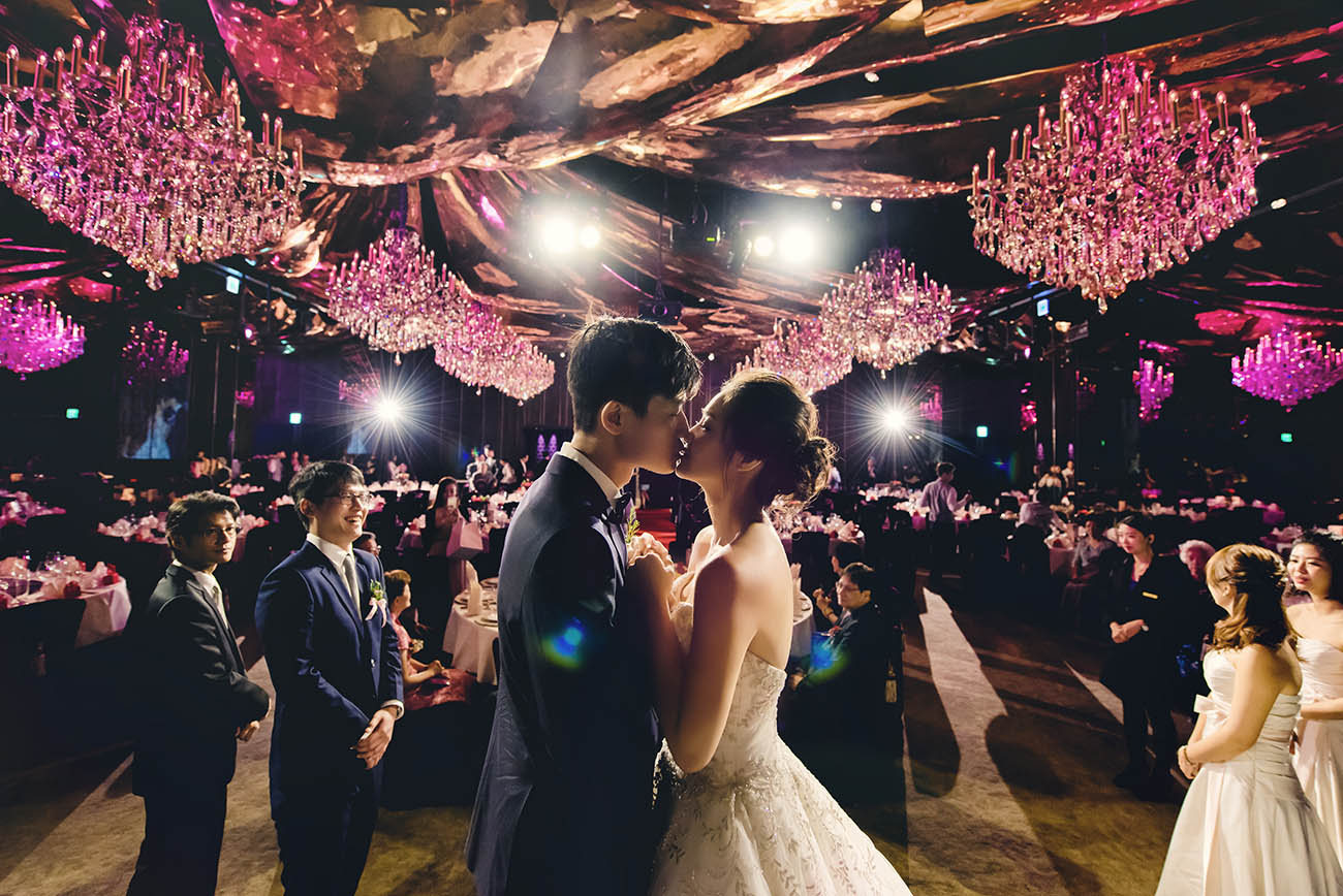 《台北婚攝》我只想做你的公主 / 君品酒店