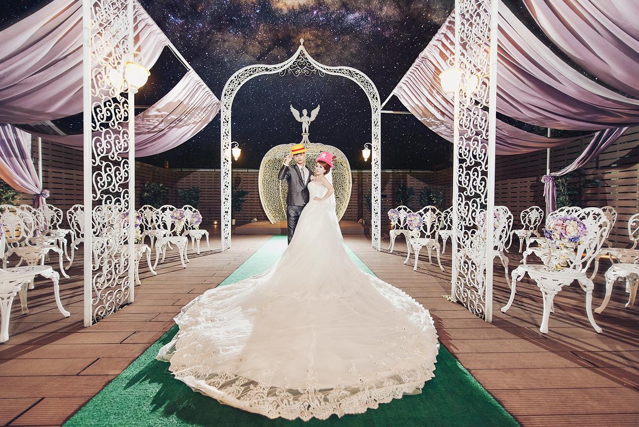 《新北婚攝》幸福出航 愛的大冒險 / 府中晶宴會館