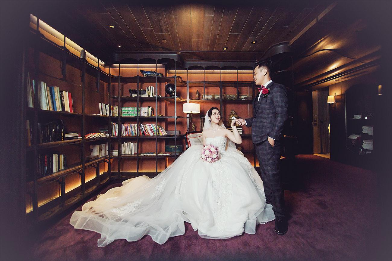 《台北婚攝》專屬我們的幸福畫面 / 君品酒店