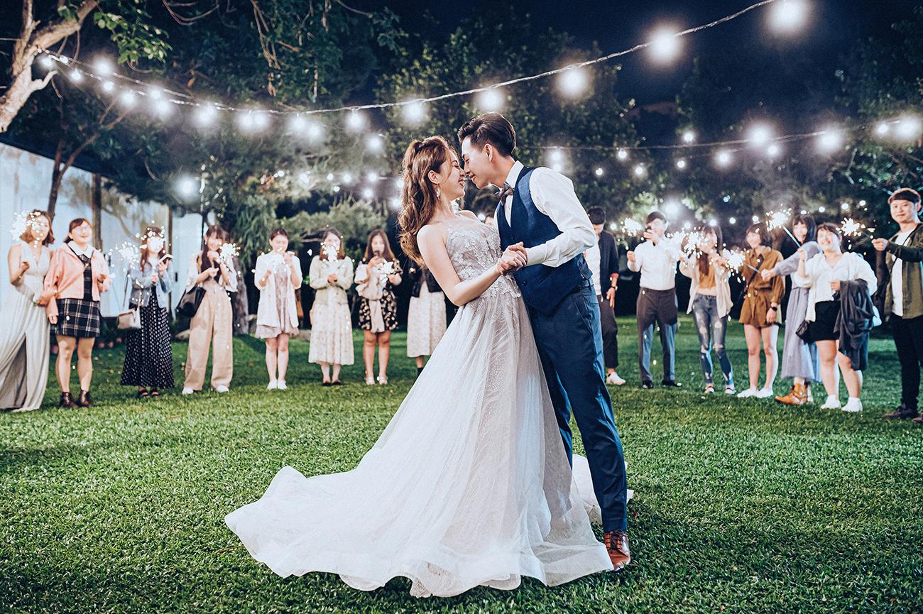 《台中婚攝》浪漫星空幸福洋溢-幸福莊園