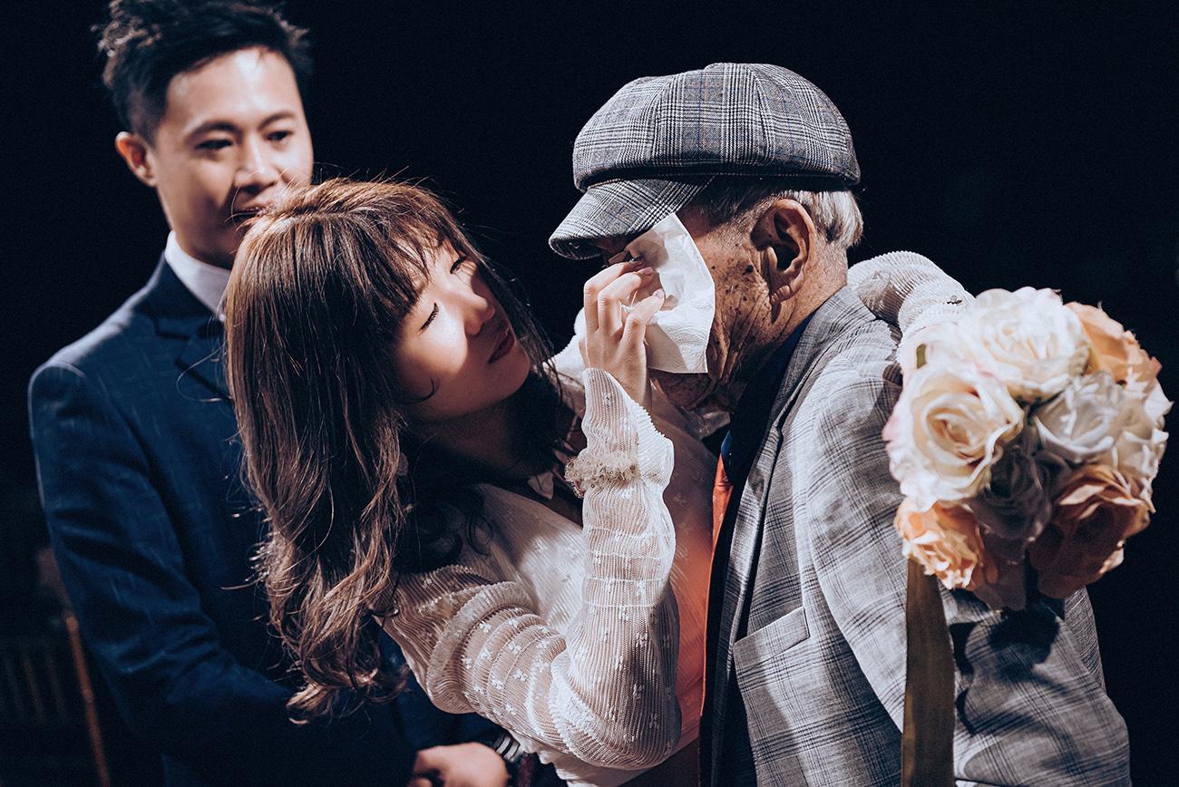 《台北婚攝》牽動心緒的那最愛 -竹北晶宴